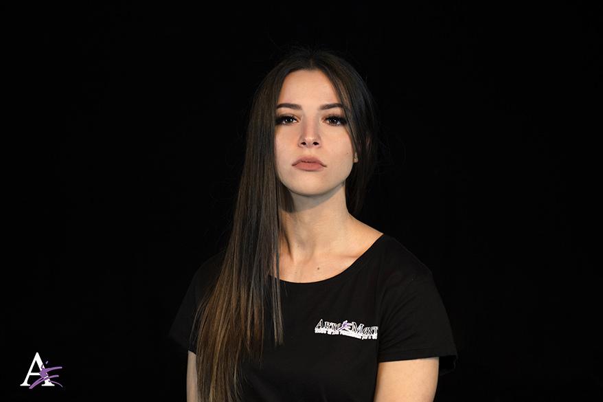 Erika Crivellari 1° Anno