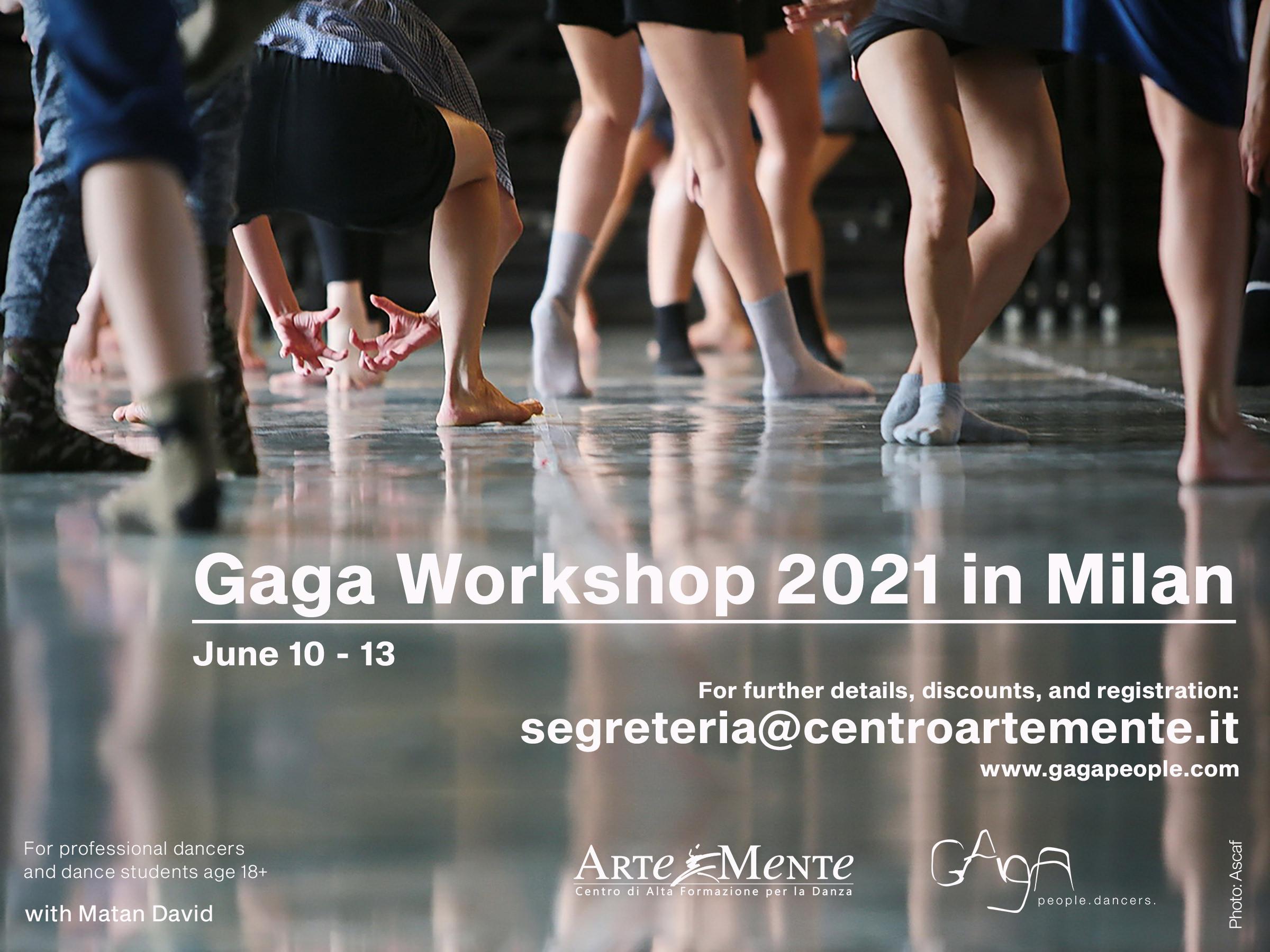 Gaga ArteMente 2021